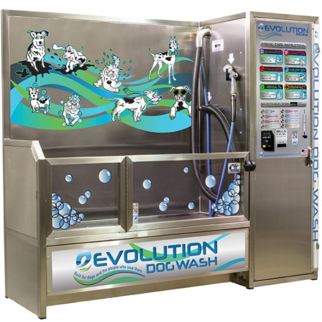 evolution self service Dog Wash